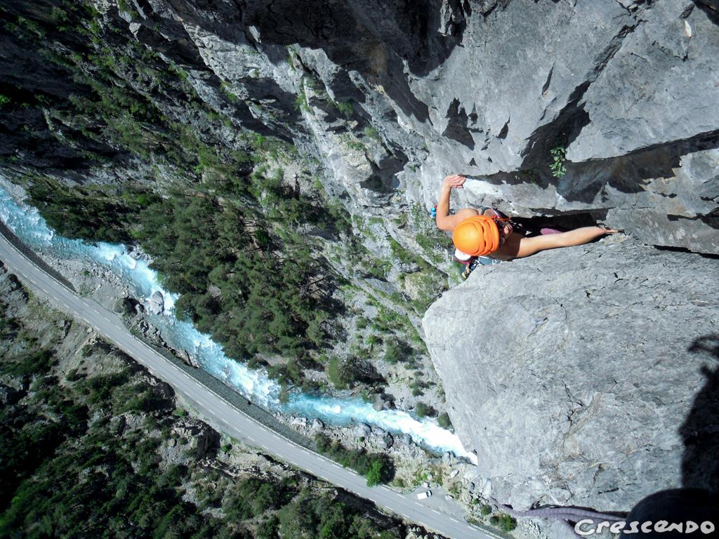 Queyras calcaire – Gaffe aux rafts (et à l'Arnica)