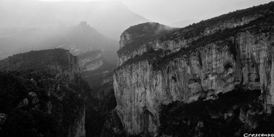 gorges du Verdon escalade - stage terrain d'aventure