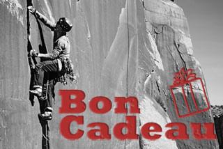 bon cadeau escalade, outdoor activité, gift climbing