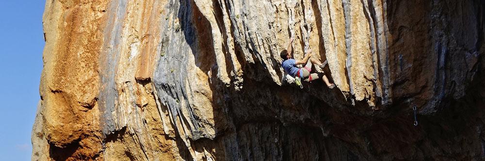 stage Leonidio, escalade Leonidio, climbing Leonidio