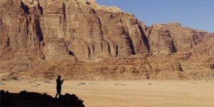Séjour escalade Jordanie, escalade wadi Rum