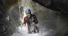 canyoning guillestre, moniteur canyon Embrun